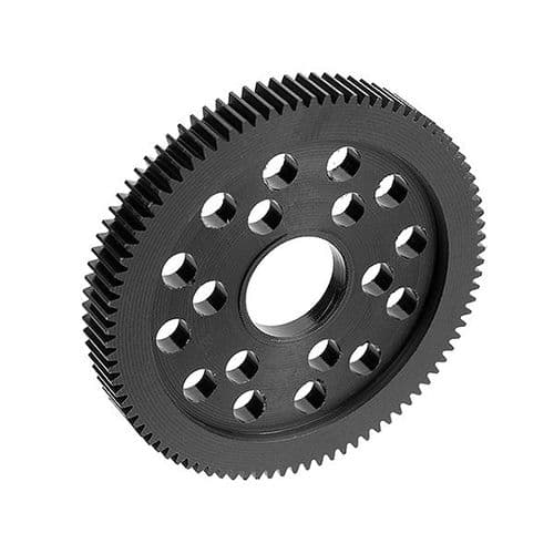 Corally Delrin Cnccut Spur Gear 90T 64Dp 1 Pc C-75090